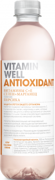 Vitamin Well Antioxidant 0,51л./12шт. Витамин Вэлл