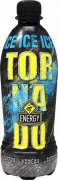 TornadoEnergy ICE 0,473л./12шт. Торнадо