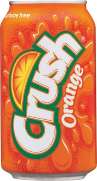 CRUSH Orange 0,35л./12шт. Краш