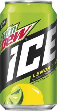 Mnt Dew Ice Lemon Lime 0,35л./12шт.