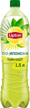 Липтон Лайм ЮДЗУ 1,5л./6шт. Lipton Ice Tea