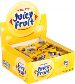 Juicy Fruit Реал 4 г./100шт. Джуси Фрут