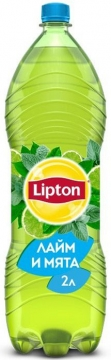 Липтон лайм-мята 2л./6шт. Lipton Ice Tea