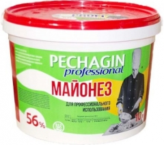 МАЙОНЕЗ Profi  56% ведро 10 л. Pechagin Professional