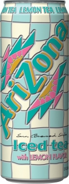 Arizona iced tea with lemon flavor 0,35л./30шт. Аризона
