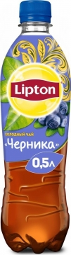 Липтон черника 0,5л./12шт. Lipton Ice Tea