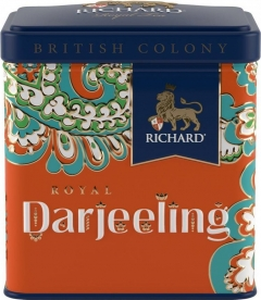 Richard British Colony Royal Darjeeling 50 г. жесть 1/12