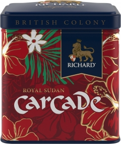 Richard British Colony Royal Carcade 50 г. жесть 1/12