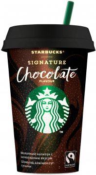 Starbucks Signature Chocolate 0,22л.