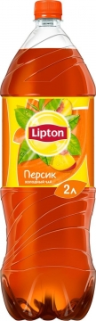 Липтон персик 2л./6шт. Lipton Ice Tea