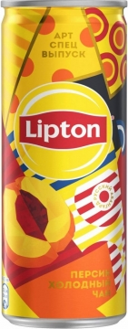 Липтон 0,25л. персик/12шт. Lipton Ice Tea