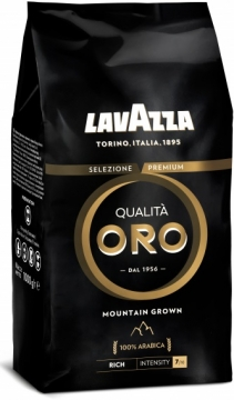 Кофе Лавацца Оро Маунтин Гроун натур. зерно 1кг. Lavazza Qualita OROMountain Grown